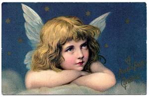 Angel+Christmas+vintage+image+graphicsfairy3