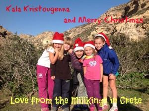 Christmas 2013 crete